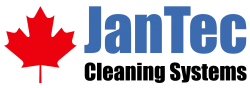JanTec Commercial Office Cleaning Services Ontario Logo