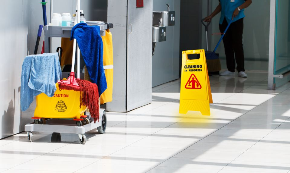 Commercial Cleaning Services Kitchener-Waterloo