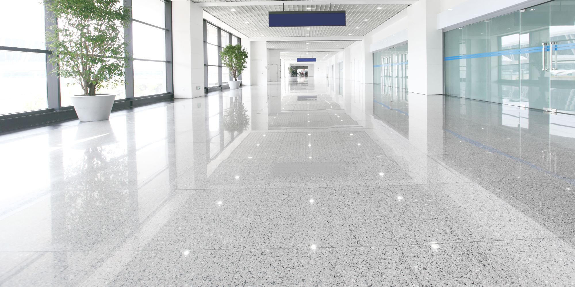 Hard Floor Cleaning - JanTec Commercial Office Cleaning Services Ontario