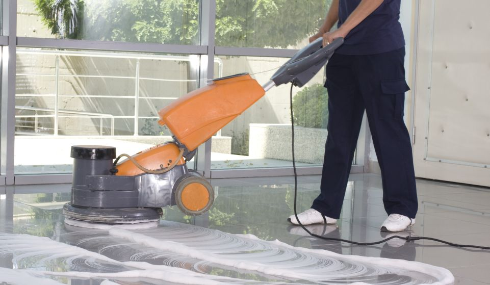 Janitorial Services London