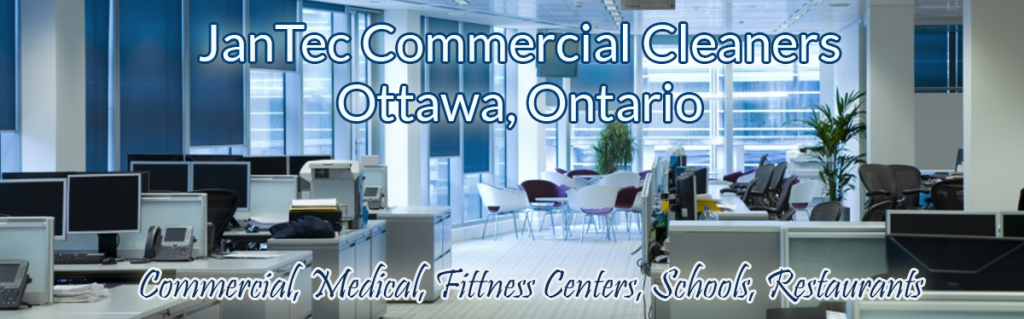 commercial cleaning company ottawa ON