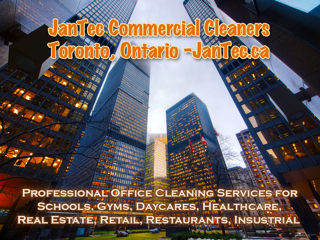 Toronto Commercial Office Cleaning Company