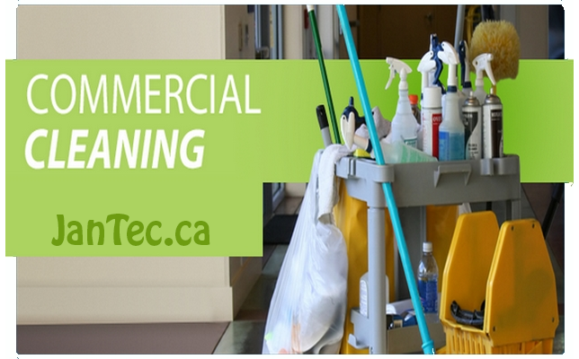 JanTec Commercial Cleaning
